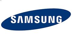 Логотип фирмы Samsung
