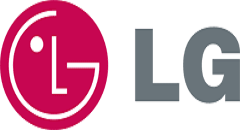 Логотип фирмы LG