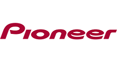 Логотип фирмы Pioneer